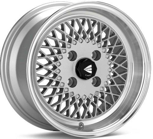 15×7-Enkei-ENKEI92-Silver-w-Machined-Lip-WheelsRims-4×100-465-570-4938SP-0-0