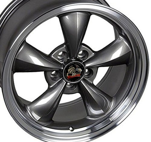 17-inch-Fits-Ford-Mustang-Bullitt-Aftermarket-Wheel-Anthracite-Machined-Lip-17×9-0-1