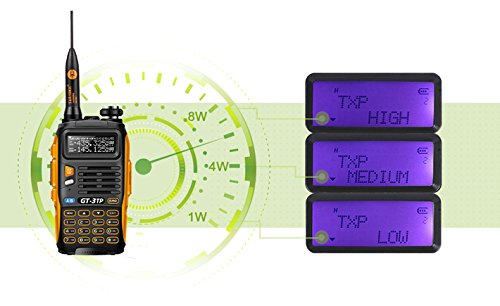2-Pack-Baofeng-Pofung-GT-3TP-Mark-III-Tri-Power-841W-Two-Way-Radio-Transceiver-Dual-Band-136-174400-520-MHz-True-8W-High-Power-Two-Way-Radio-with-23CM-High-Gain-Antenna-Upgraded-Chip-2-Remote-Speakers-0-1