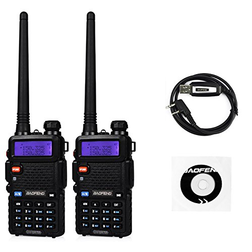 2-Pack-Baofeng-UV-5RTP-Tri-Power-841W-Two-Way-Radio-Transceiver-UV-5R-Upgraded-Version-with-Tri-Power-Dual-Band-136-174400-520MHz-True-8W-High-Power-Two-Way-Radio-1-Programming-Cable-0