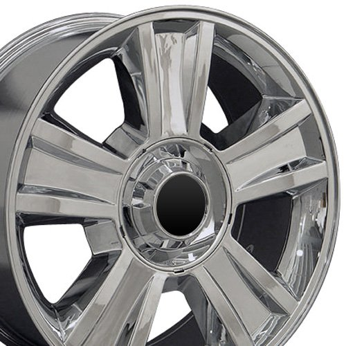 20-inch-Fits-GMC-Tahoe-Aftermarket-Wheel-Chrome-20×85-0