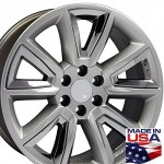 22-inch-Fits-Chevrolet-Tahoe-Aftermarket-Wheels-Hyper-Black-with-Chrome-Inserts-22×9-Set-of-4-0