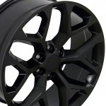 22-inch-Fits-GMC-Sierra-Aftermarket-Wheels-Matte-Black-22×9-Set-of-4-0-0