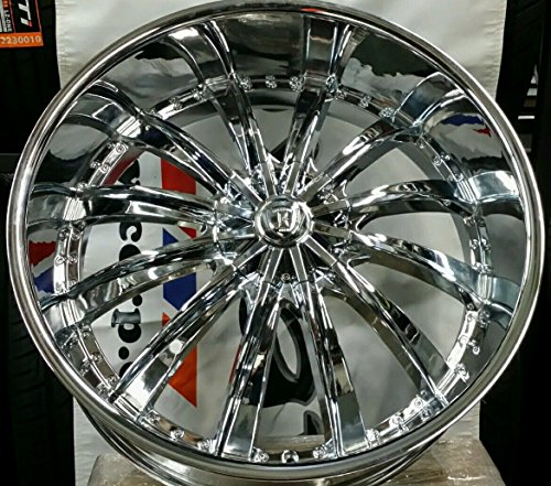 24″ INCH BORGHINI BW19 WHEELS RIMS & TIRES ASANTI FORGIATO ...