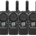 6-Pack-of-Motorola-CLS1110-Two-Way-Radio-Walkie-Talkies-0