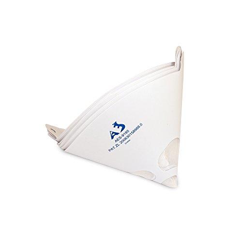 AES-Industries-Medium-Mesh-Nylon-226-Micron-Full-Flow-Paint-Strainers-0