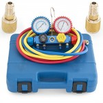 ARKSEN-4CFM-13HP-Air-Vacuum-Pump-HVAC-Manifold-Gauge-AC-Refrigeration-0-0