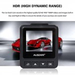 AUSDOM-HD-Dash-Cam-A261-Car-DVR-with-GPS-2-Inch-View-Screen-Auto-Car-Dash-Camera-Vehicle-Camcorder-Type-Car-Black-Box-with-G-Sensor-for-Auto-Recording-0-1