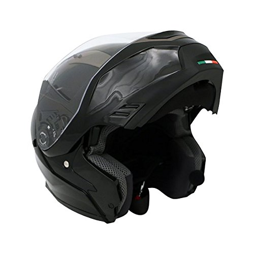 AVE-A-48-Adventure-Modular-Flip-Up-Motorcycle-Helmet-with-Integrated-Bluetooth-and-Drop-Down-Sun-Visor-0
