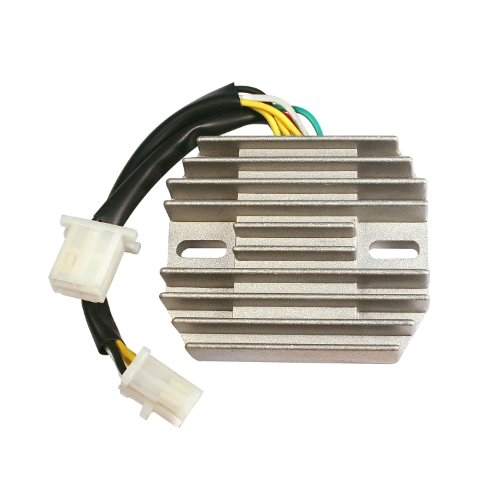 Accel-201415-Chrome-Motorcycle-Voltage-Regulator-for-Honda-CBR1000F-1987-88-0