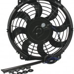 Allstar-Performance-ALL30074-13-1350-CFM-Curved-Blade-Electric-Fan-0