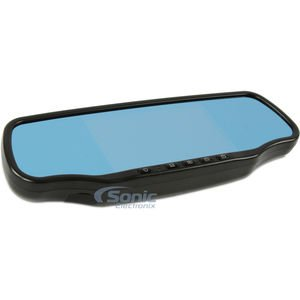 App-tronics-SmartVision-OEM-Replacement-Style-Mirror-w-Dual-line-Recording-DVR-Bluetooth-40-5-HD-Screen-and-G-Sensor-0-0