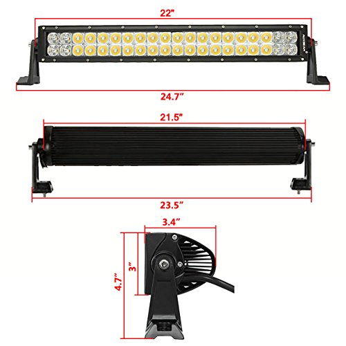 Auxbeam-led-light-bar-PHILIPS-LEDs-Combo-for-Pickup-Offroad-SUV-ATV-Vehicles-Car-Ford-f150-0-0