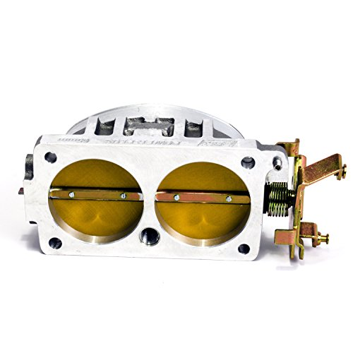BBK-1711-Twin-65mm-Throttle-Body-High-Flow-Power-Plus-Series-for-Ford-46L-4V-Cobra-V-10-F-Series-Excursion-Mustang-Mach-1-and-Bullitt-0-0