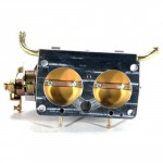 BBK-3502-Twin-61mm-Throttle-Body-High-Flow-Power-Plus-Series-For-Ford-F-Series-460-Truck-And-RV-0-1