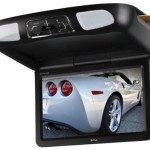 BOSS-Audio-Mobile-Video-Flip-Down-121-inch-Screen-Monitor-DVDCDUSBSDMP4MP3-Player-with-Remote-0