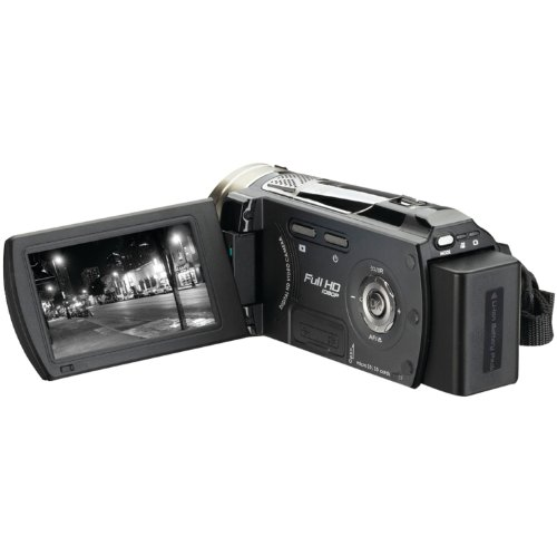 Bell-and-Howell-Full-1080p-HD-Infrared-16MP-Night-Vision-Camcorder-with-10x-Optical-Zoom-and-3-Inch-LCD-0