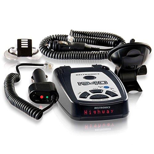 Beltronics-Vector-V940-Radar-Laser-Detector-with-Bonus-Second-Car-Kit-SmartCord-Sticky-Car-Mount-0
