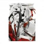 Billet-Specialties-10220-Independent-Driver-Side-Top-Mount-Alternator-Bracket-for-Small-Block-Chevy-0
