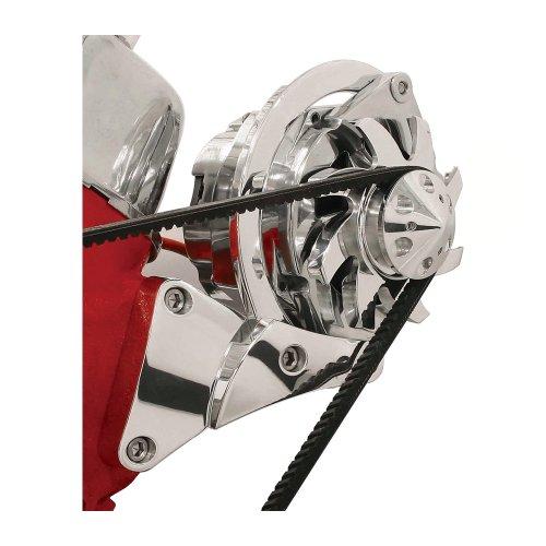 Billet-Specialties-10620-Independent-Side-Mount-Alternator-Bracket-0