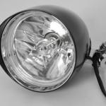 Black-Billet-Custom-Headlight-5-34-Tri-Bar-DOT-for-Harley-Davidson-Motorcycles-tribar-0-0