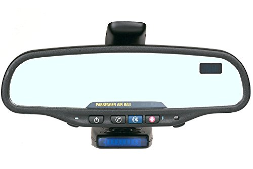 BlendMount-Beltronics-Escort-Radar-Detector-Mount-EXCEPT-ESCORT-MAX-for-C6-Corvette-With-Auto-Dimming-Rear-view-mirror-BBE-2006-0-0