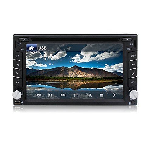 Bosion-2015-Lowest-noisy-62-inch-Double-DIN-Gps-Navigation-for-Universal-Car-Free-Backup-Camera-Map-card-0-0