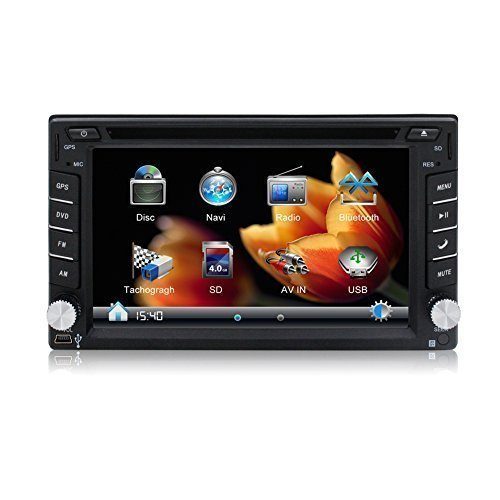 Bosion-2015-Lowest-noisy-62-inch-Double-DIN-Gps-Navigation-for-Universal-Car-Free-Backup-Camera-Map-card-0
