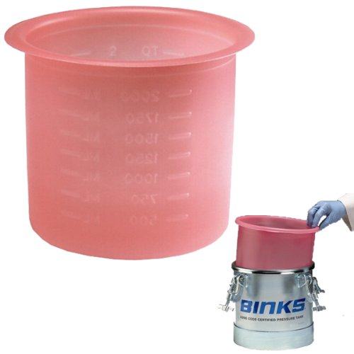 Box-of-10-Devilbiss-Binks-27-Gallon-Paint-Pressure-Feed-Pot-Tank-Liners-PT-52-K10-10-Liners-0
