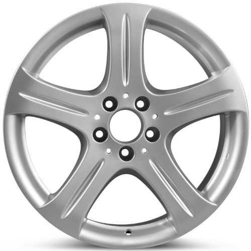 Brand-New-18-x-85-Replacement-Wheel-for-Mercedes-CLS500-CLS550-2006-2007-Rim-65371-0-0