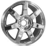 Brand-New-22-x-9-Replacement-Wheel-for-Cadillac-Escalade-2007-2012-Rim-Chrome-5309-0