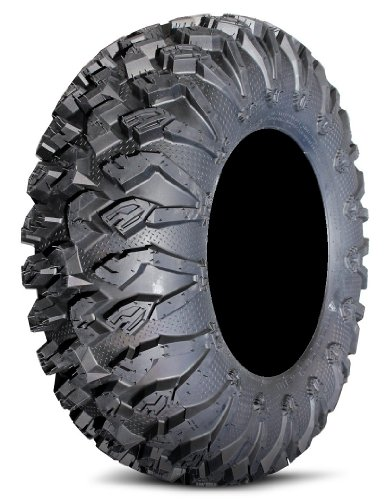 Bundle-9-Items-MSA-Black-Kore-14-ATV-Wheels-30-EFX-MotoClaw-Tires-4×156-Bolt-Pattern-12mmx15-Lug-Kit-0-0