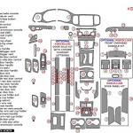 Car-Interior-Flat-Overlay-Kit-By-WOW-Trim-Item-Dodge-Charger-Deluxe-Kit-59-Pcs-0
