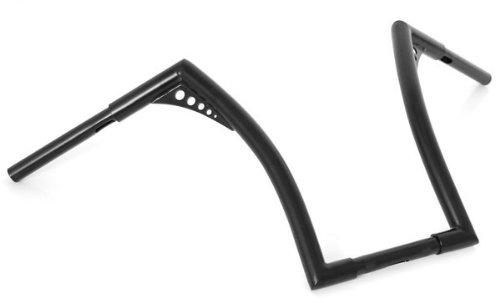 Clearance-Sale-El-Diablo-Black-18-Rise-Universal-Ape-Hangers-1-14-Diameter-Handlebars-for-Harley-Motorcycles-0-1