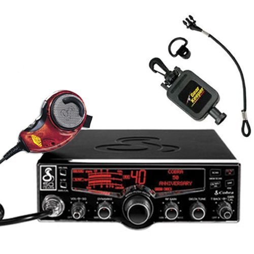 Cobra-29-LX-40-Channel-4-Color-LCD-Display-CB-Radio-VALUE-PACK-0