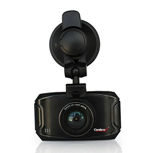 Conbrov-T50-1080p-Full-Hd-Car-Camera-Super-Night-Vision-Vehicle-on-Dash-Video-Recorder-Black-Box-Backup-Dashboard-Cam-0