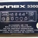 Connex-3300hp-10-Meter-Amatuer-Radio-w-Roger-Beep-0-0