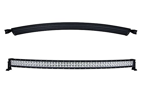 Curved-Series-Cree-LED-Light-Bar-Spot-Flood-Combo-Beam-High-Intensity-LEDs-Radius-Fog-Off-Road-4×4-Jeep-Polaris-Razor-ATV-SUV-UTV-Car-Truck-FREE-Wiring-Harness-0-1