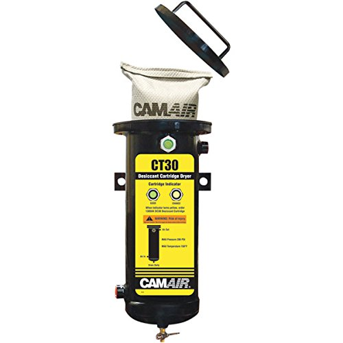 DeVilbiss-130500-CAMAIR-CT30-Series-Wall-Mounted-Desiccant-Air-DryerFilter-System-0