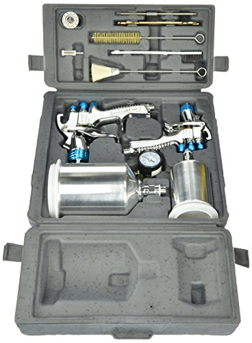 DeVilbiss-802342-StartingLine-HVLP-Gravity-Spray-Gun-Kit-0