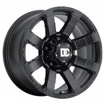 Dick-Cepek-DC-Matrix-Wheel-with-Matte-Black-Finish-17x98x65-0