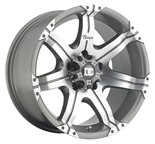 Dick-Cepek-Gun-Metal-7-Gray-Wheel-with-Machined-Finish-20x98x65-0