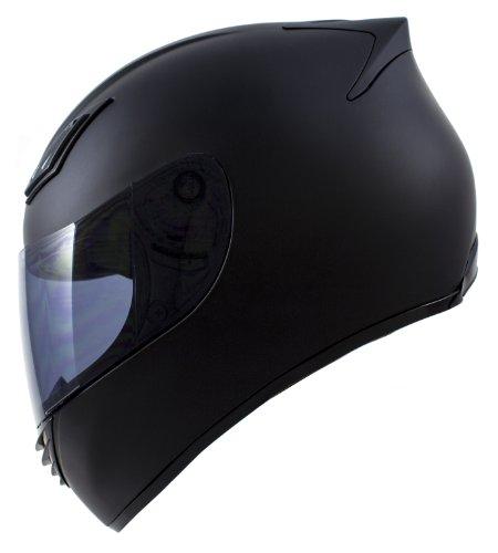 Duke-Helmets-DK-120-Full-Face-Motorcycle-Helmet-Matte-Black-0-0
