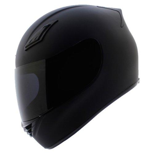 Duke-Helmets-DK-120-Full-Face-Motorcycle-Helmet-Matte-Black-0-1