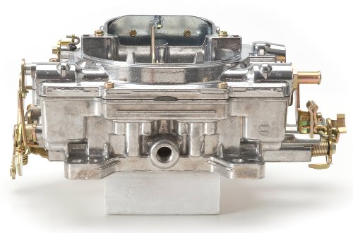 Edelbrock-1407-Performer-750-CFM-Square-Bore-4-Barrel-Air-Valve-Secondary-Manual-Choke-New-Carburetor-0-1