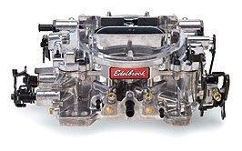 Edelbrock-1805-Thunder-Series-650-CFM-Square-Bore-4-Barrel-Manual-Choke-New-Carburetor-0-0