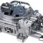 Edelbrock-1826-Thunder-Series-650-CFM-Square-Bore-4-Barrel-Electric-Choke-New-Carburetor-0-0