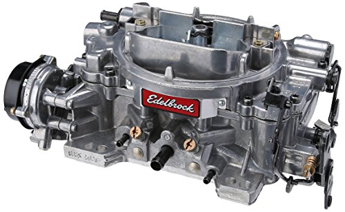Edelbrock-1826-Thunder-Series-650-CFM-Square-Bore-4-Barrel-Electric-Choke-New-Carburetor-0