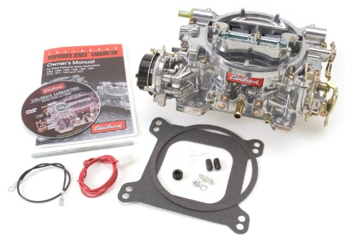 Edelbrock-9906-Performer-600-CFM-Vacuum-Secondary-Electric-Choke-Remanufactured-Carburetor-0