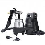 Electric-HVLP-Air-Spray-Gun-Kit-450W-Paint-Sprayer-10mm-Nozzle-DIY-Tool-1000ml-0